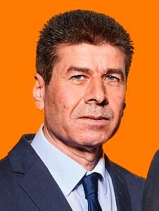 Portrait des Mitarbeiters Sinan Daoud